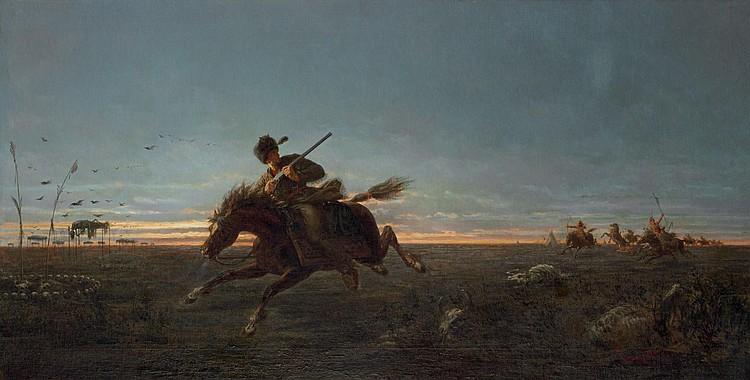 Jules Émile Saintin (1829-1894)