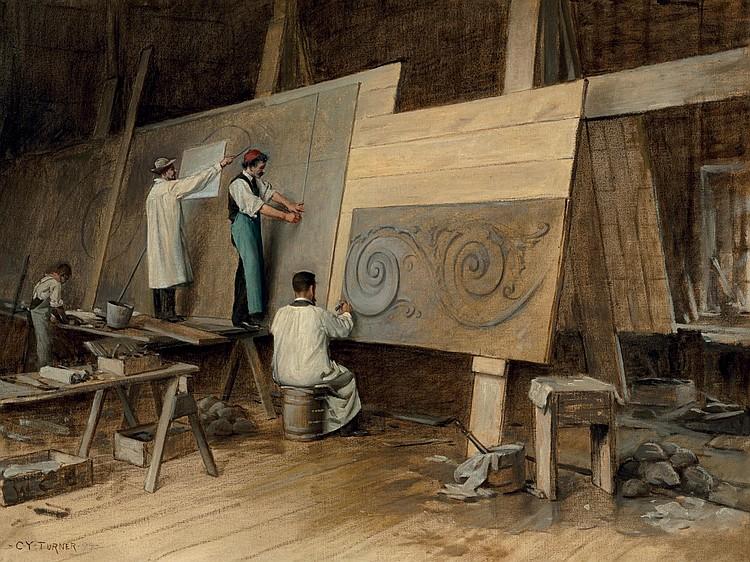 Charles Yardley Turner (1850-1918)