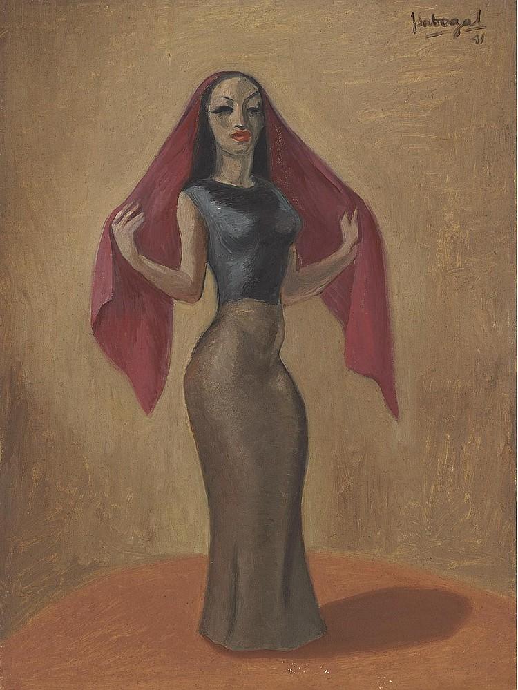 Jose Sabogal (Peruvian 1888-1956)