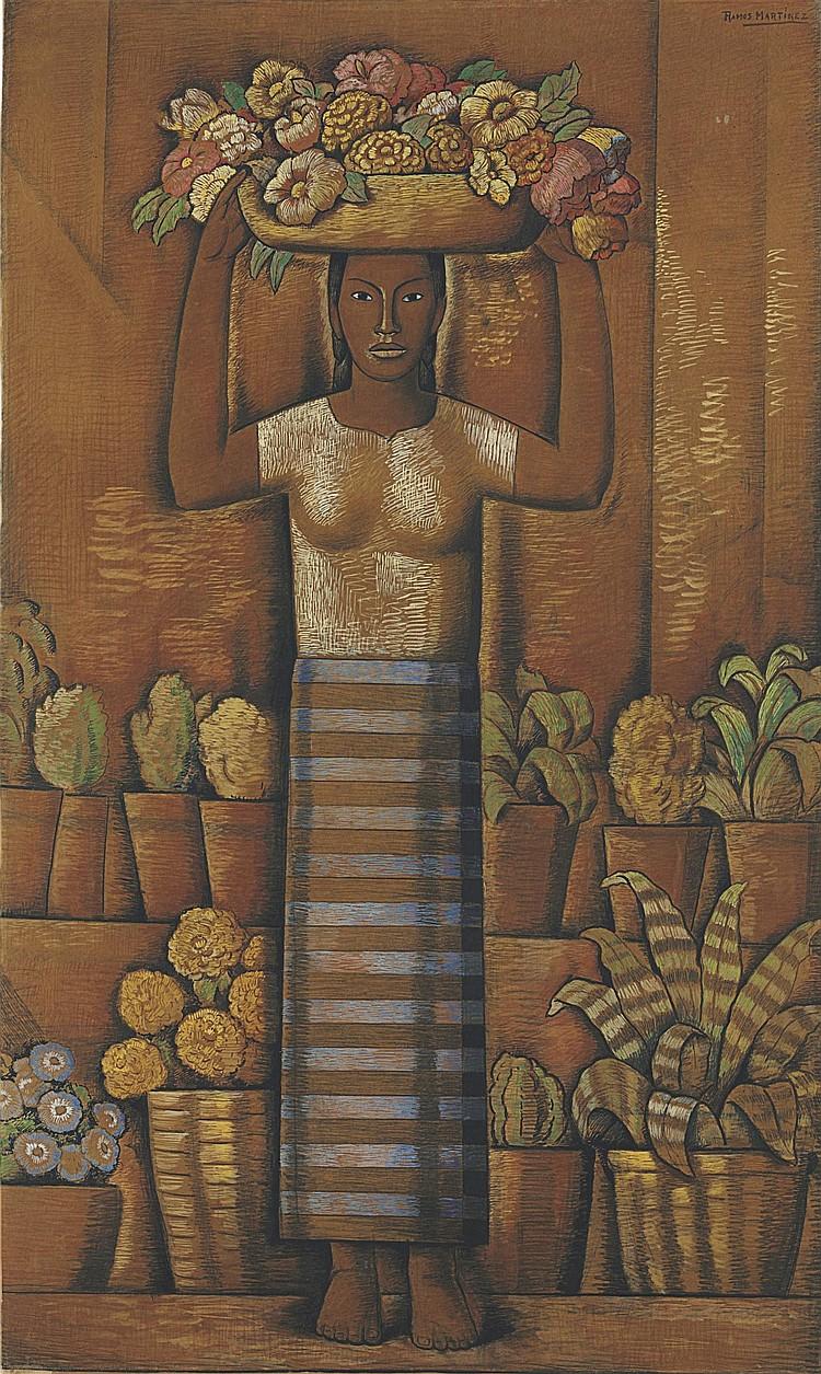 Alfredo Ramos Martínez (Mexican 1871-1946)