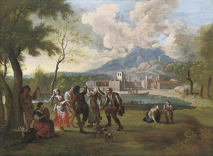 Circle of Paolo Monaldi (active Rome 1720-1779)