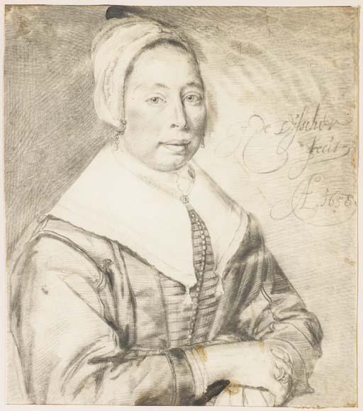 Cornelis II Visscher (<I>circa</I> 1628-1658)