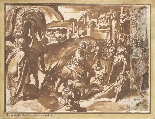 Girolamo Muziano (<I>circa</I> 1530-1592) et Attribué à Sir Peter Paul Rubens (1577-1640)