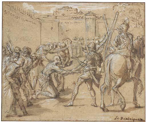 Domenico Zampieri, il Domenichino (1581-1641)