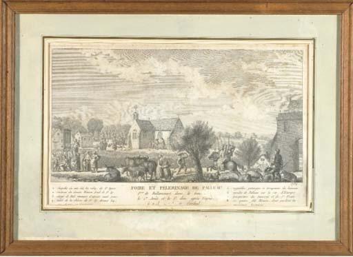 JACQUES CHEREAU (1694-1776)