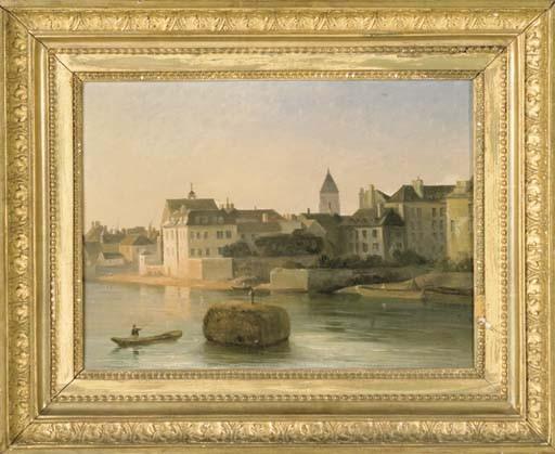 AUGUSTE ENFANTIN (BELLEVILLE 1793-1827 NAPLES)