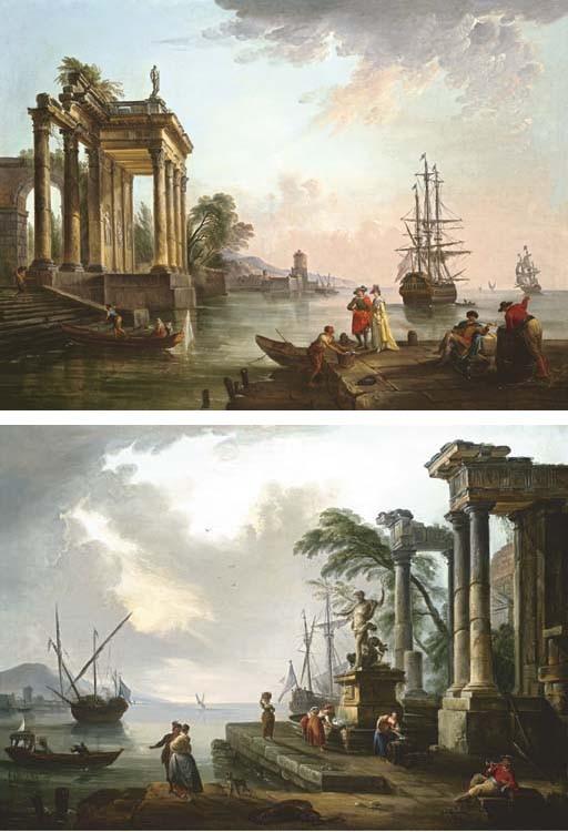 Jean-Baptiste Lallemand (Dijon 1710-1803 Paris)
