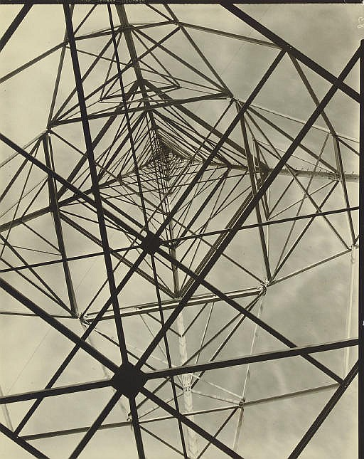 N.B.C. Radio Tower, 1934