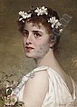 Conrad Kiesel (German, 1846-1921), Conrad Kiesel, Click for value