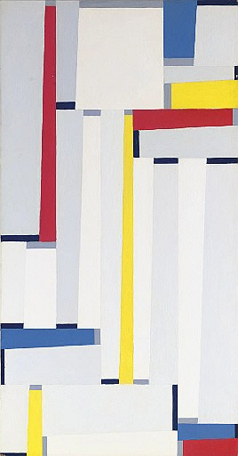 Relational Painting Nr. 55, 1951