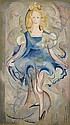 Petite fille qui danse, 1915, Alice Bailly, Click for value