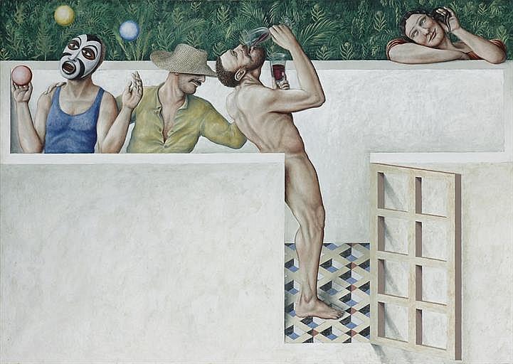 GUILLERMO PÉREZ VILLALTA (TARIFA, 1948)