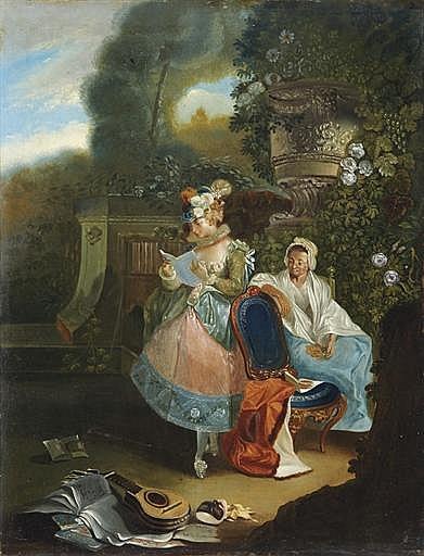 LUIS PARET Y ALCÁZAR (MADRID, 1746 - 1799)