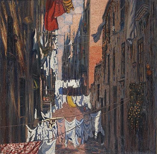 NICOLÁS RAURICH (BARCELONA, 1871 - 1945)