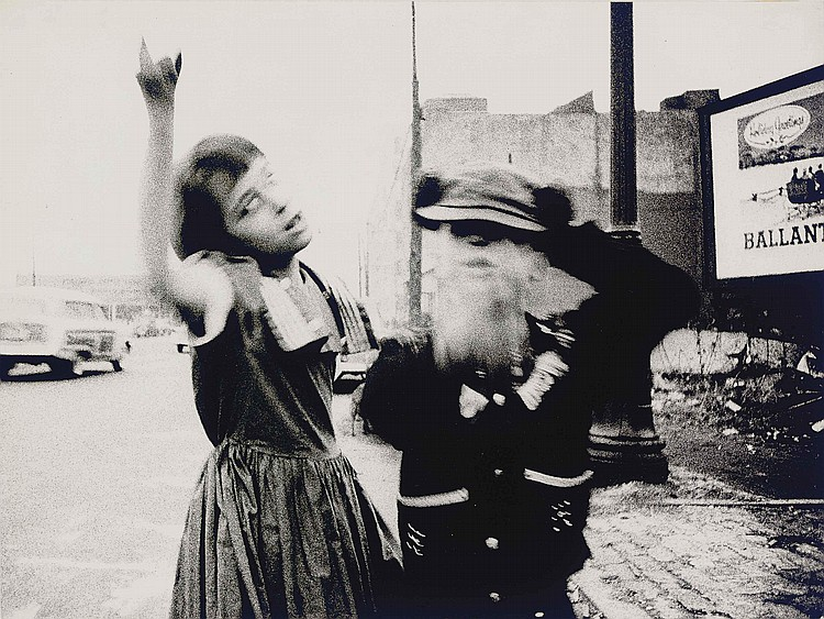 WILLIAM KLEIN (b. 1926)