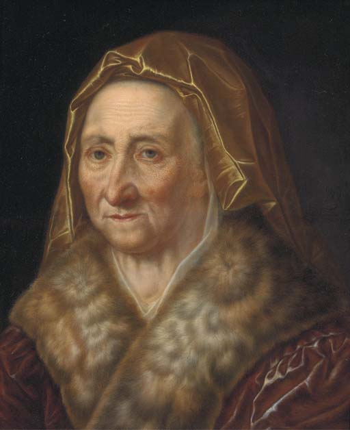 Balthazar Denner (Hamburg 1685-1749 Rostock)