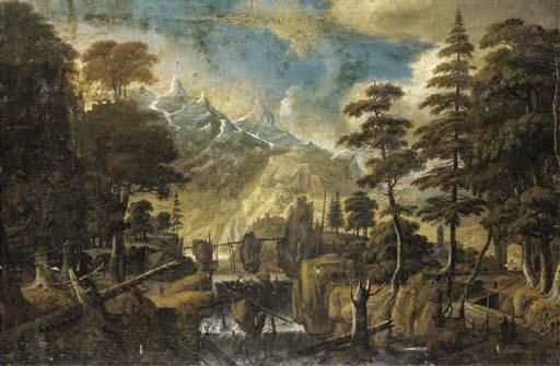 Jan Looten (Amsterdam c. 1618-c. 1681 England)