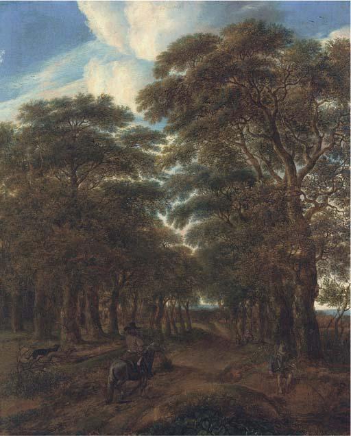 Pieter Jansz. van Asch (Delft 1603-1678)