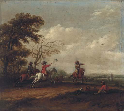 Barent Gael (Haarlem 1620-1687 Amsterdam)