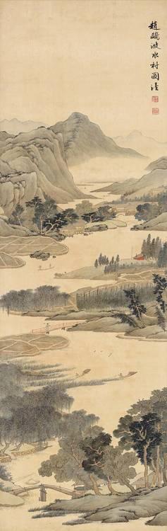 ZHANG YIN (1761-1829)