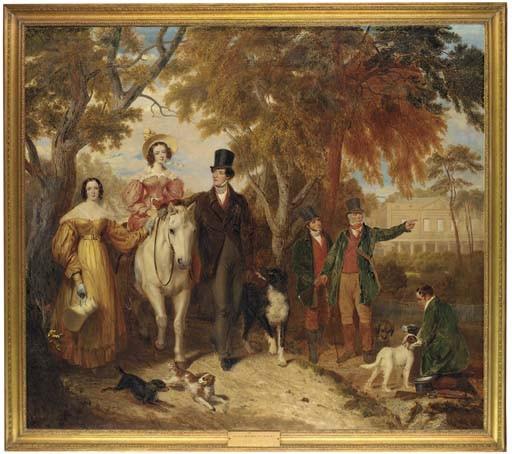 RAMSAY RICHARD REINAGLE, R.A. (1775-1862)