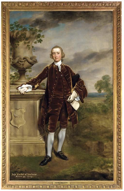 JOSEPH HIGHMORE (1692-1780)