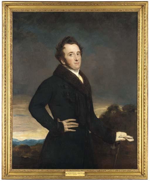SIR JOHN WATSON GORDON, R.A., P.R.S.A. (1788-1864)