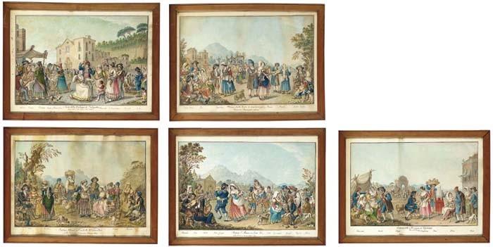 LUIGI DEL GIUDICE (NAPLES, ACTIVE 1777-1816)