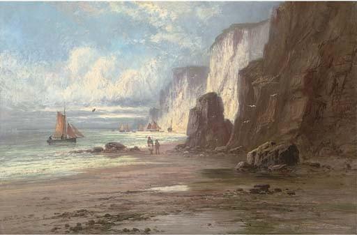 Sidney Yates Johnson, 19th Century