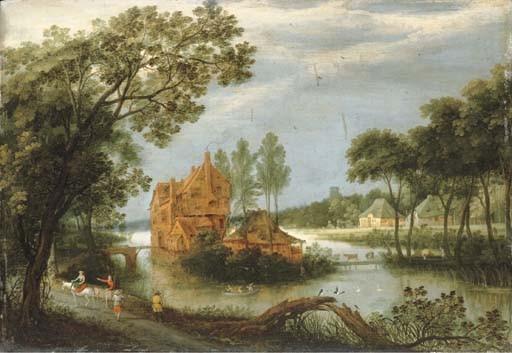 Adriaen van Stalbemt (Antwerp 1580-1622)