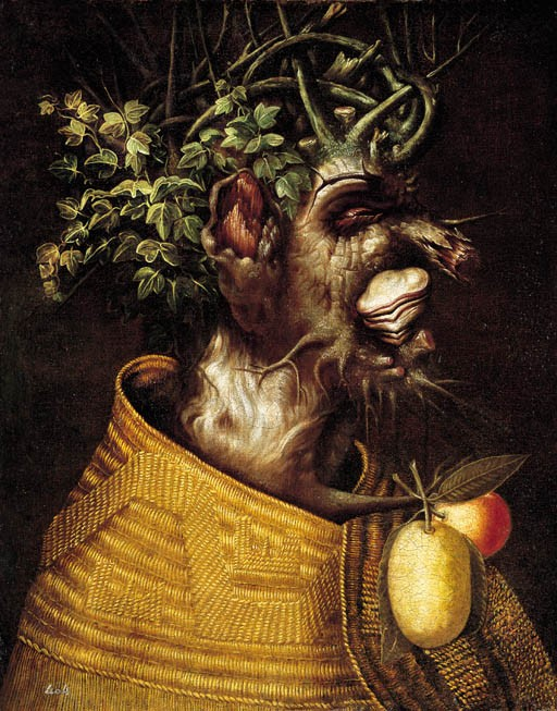 Giuseppe Arcimboldo Artwork for Sale at Online Auction ...