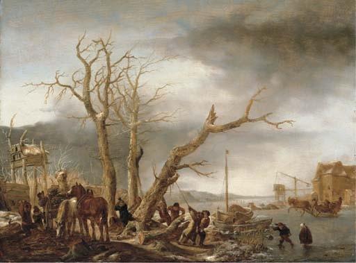 Isaac van Ostade (Haarlem 1621-1649)