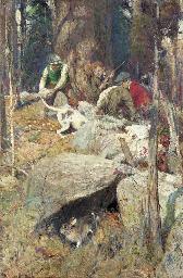 Arthur Davenport Fuller (1889-1966)