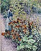 LOUIS RITMAN (1889-1963)Garden in Givernysigned L. Ritman and dated 1914,, Louis Ritman, Click for value