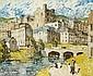 ROBERT SPENCER (1879-1931)Hilltownsigned Robert Spencer, l.r. -, Robert Spencer, Click for value