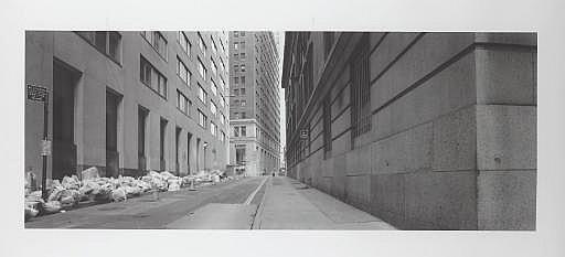 Untitled # 2 (Wall Street)