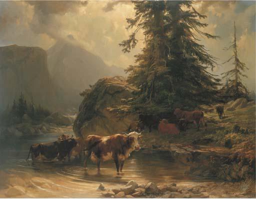 <B>RUDOLF KOLLER (1828-1905)</B>