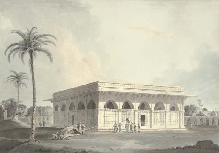 William Daniell, R.A. (1769-1837)
