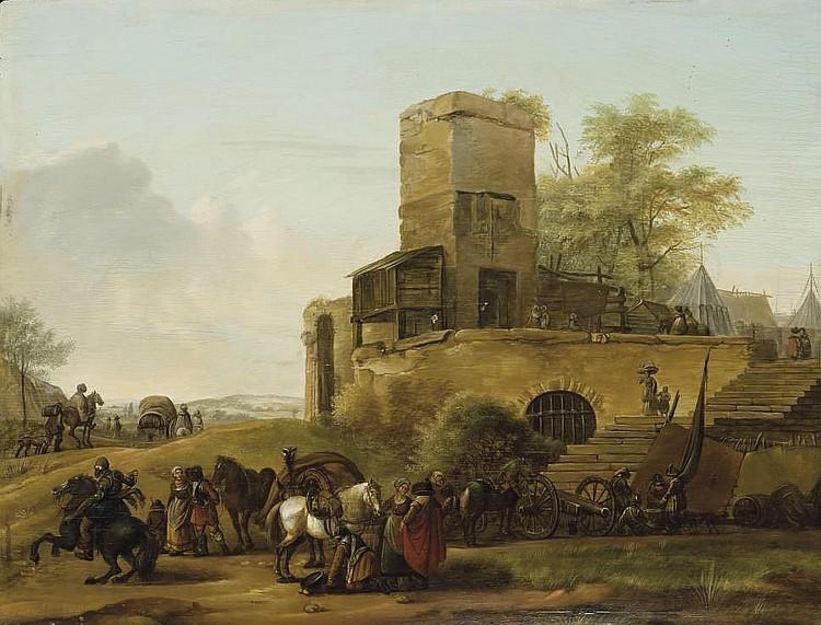 MICHEL HAMON DUPLESSIS (ACTIF A PARIS A LA FIN DU XVIIIEME SIECLE)