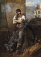 LEON COGNIET (PARIS 1794-1880 PARIS) , Leon Cogniet, Click for value