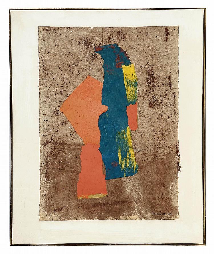 Paul Horiuchi (Japanese/American, 1906-1999)