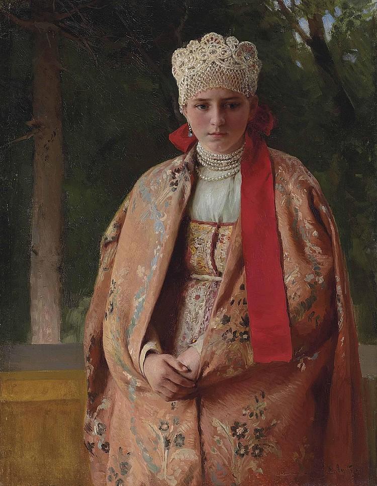 Klavdii Lebedev (1852-1916)