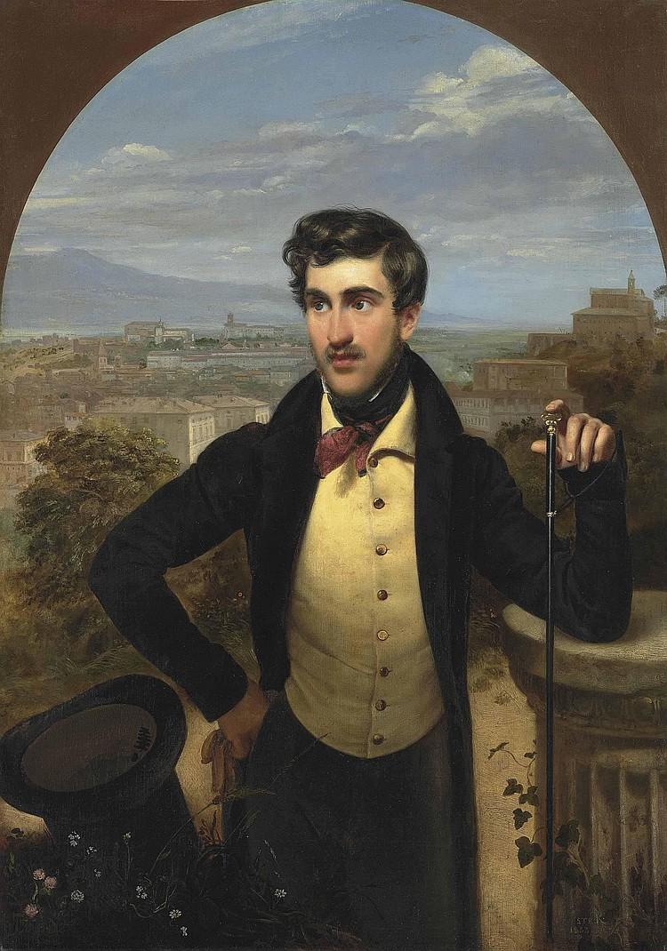 Orest Kiprensky (1778-1836)