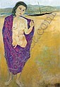 <B>MOCHTAR APIN</B> (Indonesia 1923-1994), Mochtar Apin, Click for value