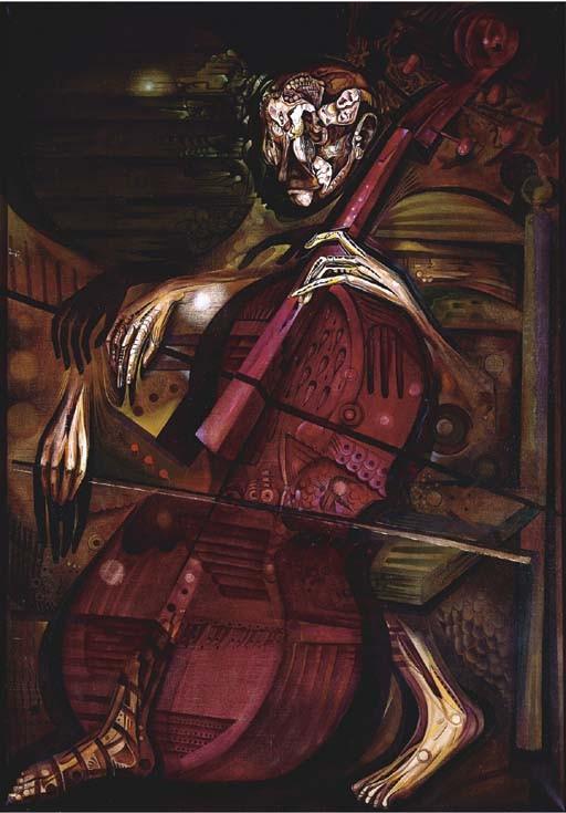Joan Ponç (Barcelona, 1927 - Saint Paul de Vence, 1984)