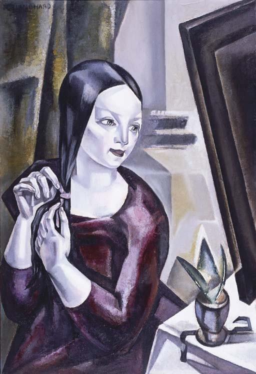 María Blanchard (Santander, 1881 - París, 1932)