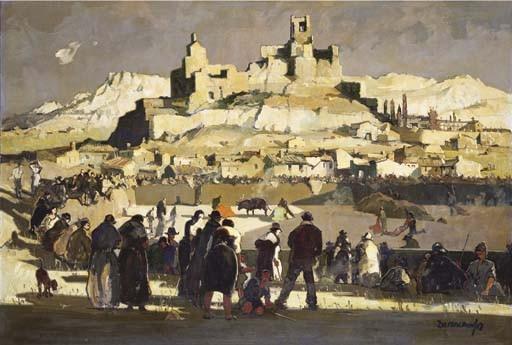 Rafael Durancamps (Sabadell, 1891 - Barcelona, 1979)