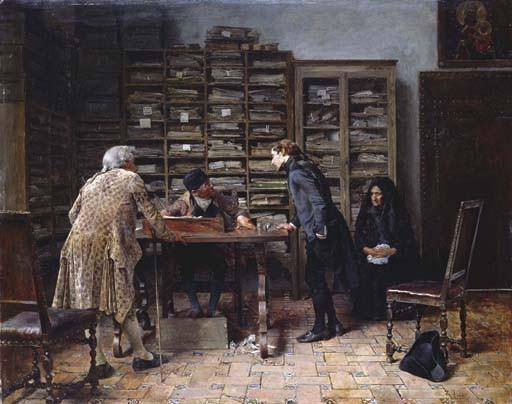 José Jiménez Aranda (Sevilla, 1837 - 1903)