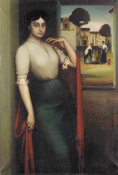 Julio Romero de Torres (Spanish, 1879-1930)