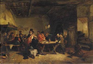 Herman Frederick Carel Ten Kate (Dutch, 1822-1891)